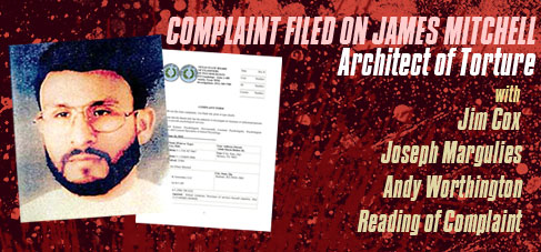 Complaint Filed on James Mitchell with Texas Board